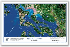 Island County Place Map
