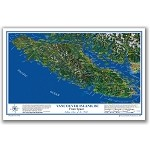 Vancouver Island Place Map